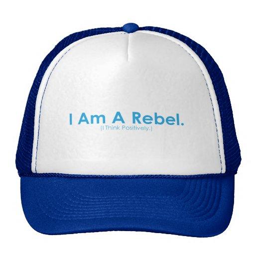 I am a Rebel Trucker Hats