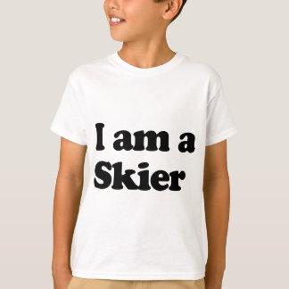 I am a Skier T-Shirt