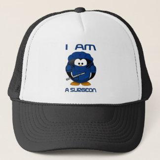 I am a Surgeon - Blue Trucker Hat