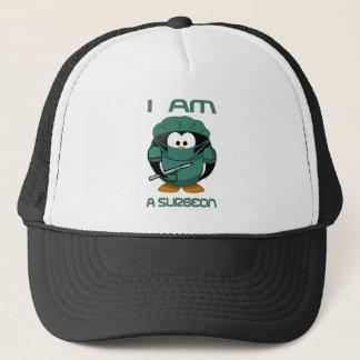 I am a Surgeon - Green Trucker Hat