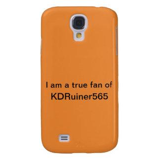 I am a true fan of KDRuiner565 Case (S4) (Orange)