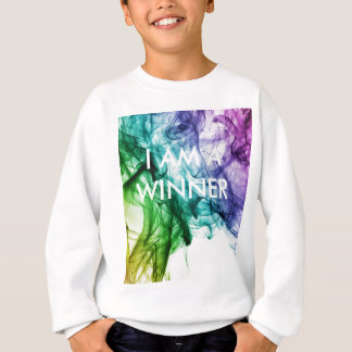 I AM A WINNER SWEATSHIRT