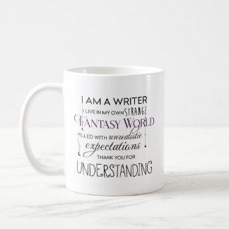 I Am A Writer Coffee Mug