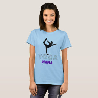 I AM A YOGA NANA T-Shirt