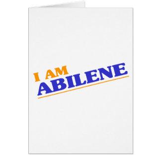 I am Abilene Card
