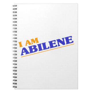 I am Abilene Notebook