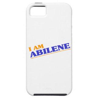 I am Abilene Tough iPhone 5 Case