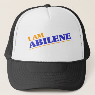 I am Abilene Trucker Hat