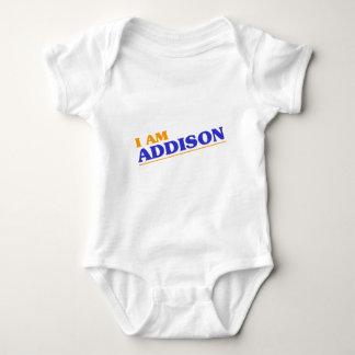I am Addison Baby Bodysuit