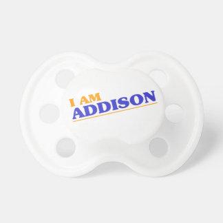 I am Addison Dummy