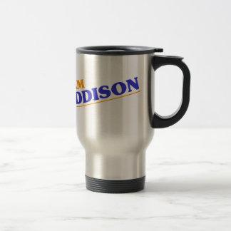 I am Addison Travel Mug