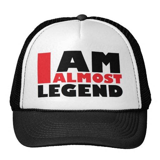 I Am Almost Legend Hats