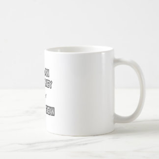 I Am An Attorney ... Not A Magician Coffee Mug