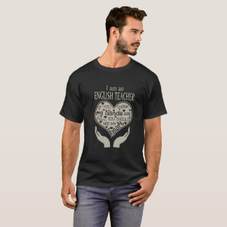 I Am An English Teacher - Tshirts