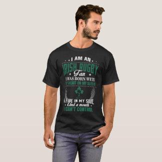 I Am An Irish Rugby T-Shirt