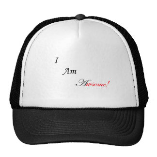 I Am Awesome! Cap