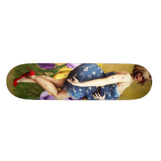 I am beautiful Skateboard
