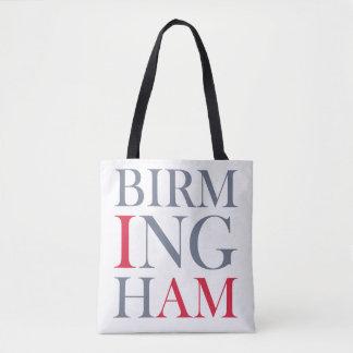 I Am Birmingham Tote Bag