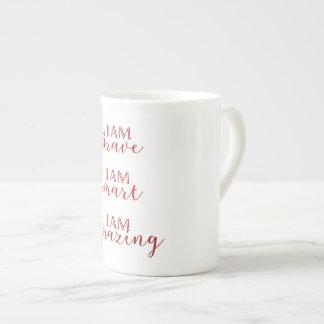 I am Brave I am Smart I am Amazing Cup