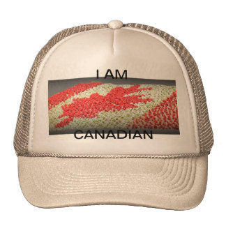 I am Canadian Trucker Hat