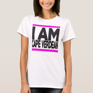 I am Cape Verdean T-Shirt