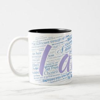 I Am Coffee Mug - Two Tone
