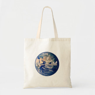 I am connected earth bag