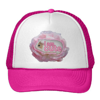 I am cute cap