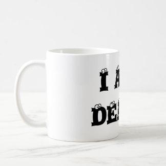 I AM DEAF! Classic Mug