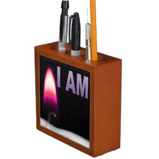 I AM Desk Top Organiser