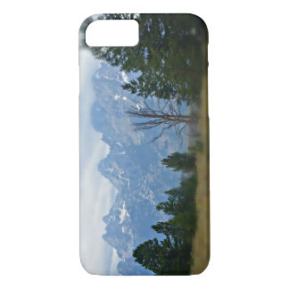 I AM Determined Grand Tetons Phone Case