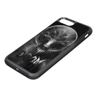 I Am Doom Fractal Skull OtterBox Symmetry iPhone 8 Plus/7 Plus Case