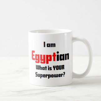 i am egyptian coffee mug