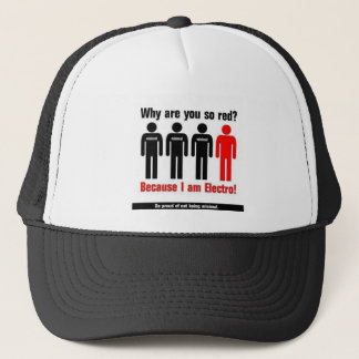 I am ELECTRO ! Trucker Hat