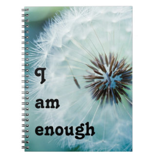 i am enough journal notebooks