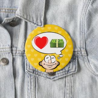 I am enterprising Master the money 10 Cm Round Badge