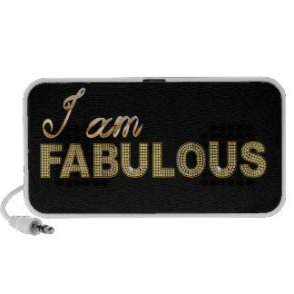 I am Fabulous PC Speakers