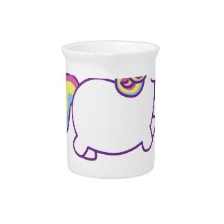 i am fabulous unicorn pitcher