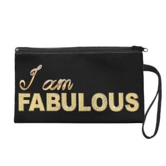 I am Fabulous Wristlet