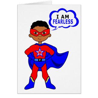 I Am Fearless Card