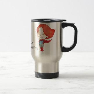 I am fearless Gilr Travel Mug