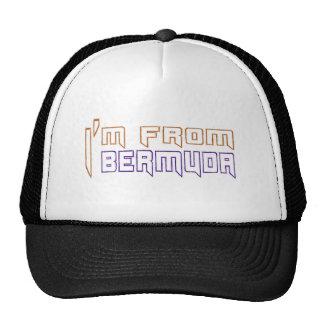 I am from Bermuda Cap