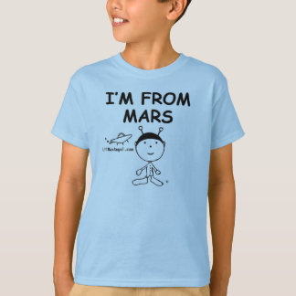 I Am From Mars T-Shirt