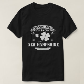 I Am From NEW HAMPSHIRE. Gift Shirt