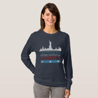 I am from the United States of America T-Shirt