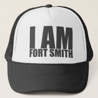 I am Ft. Smith Trucker Hat