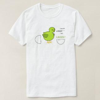 I am Green Eco-friendly T-shirt