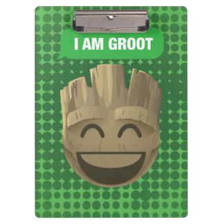 """I Am Groot"" Text Emoji Clipboard"