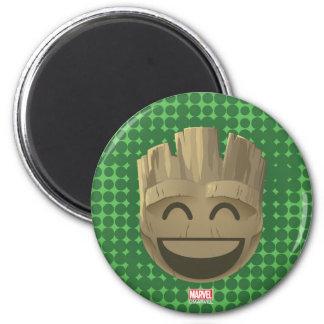 """I Am Groot"" Text Emoji Magnet"