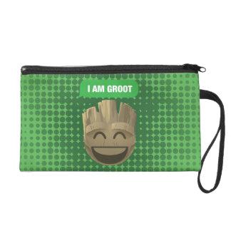 """""""I Am Groot"""" Text Emoji Wristlets"""